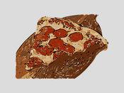 比萨贴纸包! 1.0.1