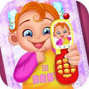 宝贝手机游戏婴儿 1