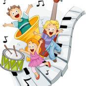 孩子爱唱的英文...