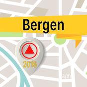 卑爾根 离线地图导航和指南 1