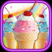 天天冰淇淋制作游戏 - 免费糖果甜食 1.1