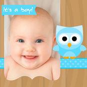 宝宝相框编辑和创建漂亮的卡片 1