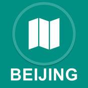 中国北京 : 离线GPS导航 1
