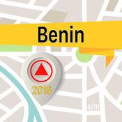 贝宁 离线地图导航和指南 1