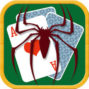 蜘蛛纸牌 - 小游戏合集,空档接龙,黑桃王,金字塔,高尔夫,别