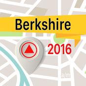Berkshire 离线地图导航和指南 1