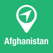 大指南 阿富汗 地图+旅游指南和离线语音导航 1