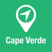 大指南 佛得角 地图+旅游指南和离线语音导航 1