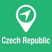 大指南 捷克共和国 地图+旅游指南和离线语音导航 1