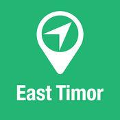 大指南 东帝汶 地图+旅游指南和离线语音导航 1