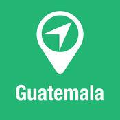 大指南 危地马拉 地图+旅游指南和离线语音导航 1