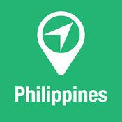 大指南 菲律宾 地图+旅游指南和离线语音导航 1