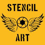 StencilArt Fun 照片编辑器  1