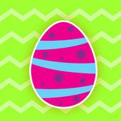 宝宝 猪 - 复活节 蛋 游戏 对于 三 年份 旧 1