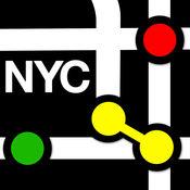 纽约地铁地图 1.8