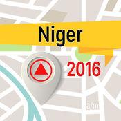 尼日尔 离线地图导航和指南 1