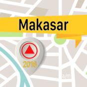 Makasar 离线地图导航和指南 1