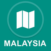马来西亚 : 离线GPS导航 1