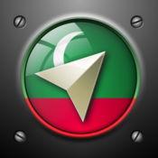 马尔代夫GPS 3