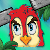跳跃丛林:无尽的跳跃越过丛林街机游戏 Jumpy Jungle : Endl
