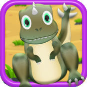 快乐恐龙泡泡冒险 - 免费儿童游戏! 1.1