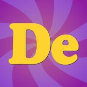 德语初学者的孩子和成人的学习通过有趣的游戏语言 Circus