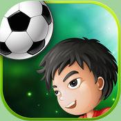Keepie Uppie for iPad - 主管足球锦标赛 2