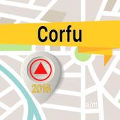 科孚岛 离线地图导航和指南 1