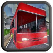 美国巴士停车场2017  -  Metro City Driving Sim 1.1