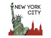 美国著名的城市贴纸,设计:Tuğba 4.1.192