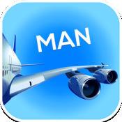 MAN曼彻斯特机场。 机票,租车,班车,出租车。抵达和离开北京。