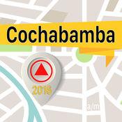 科恰班巴 离线地图导航和指南 1