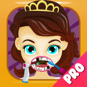 A Princess Dentist Tale. 牙医游戏 索菲亚小公主 最好的