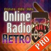Online Radio Retro PRO - 在线广播复古 - 最好的老歌怀旧