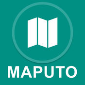 莫桑比克马普托 : 离线GPS导航 1