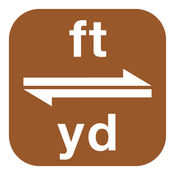 英尺换算为码 | ft换算为yd 2.0.0