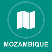 莫桑比克 : 离线GPS导航 1
