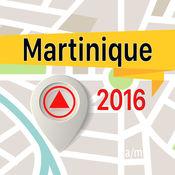 馬提尼克 离线地图导航和指南 1