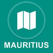 毛里求斯 : 离线GPS导航 1