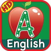 孩子们 ABC 字母表 追踪  幼儿园 学习 游戏 1.1