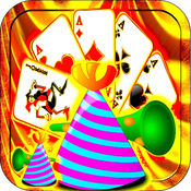卡富一方接龙复古猛砸 Cards Fortune Party Solitaire Ret