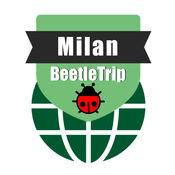 米兰旅游指南地铁意大利甲虫离线地图 Milan travel guide