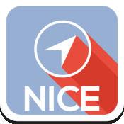 尼斯蔚蓝海岸(法国) 指南,地图,天气,酒店。 1
