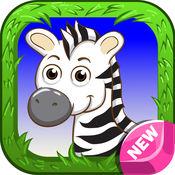動物拼图游戏游戏为孩子 1