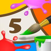 的儿童着色和数学  3.1.0