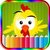 农场动物的儿童图画书-教育游戏的孩子们与蹒跚学步 1.0.0