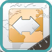 手指测量 - 地图区域及距离测量 1.1