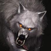 酷狼人高清壁纸 1