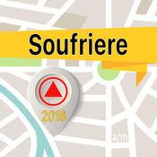Soufriere 离线地图导航和指南 1