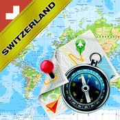瑞士 - 离线地图和GPS导航仪 1.8